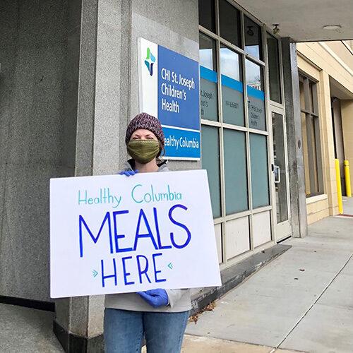 Healthy Columbia Crisis Meals
