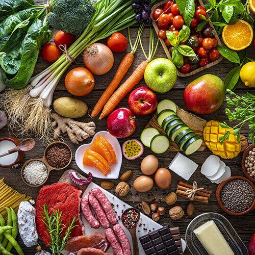 Markets-Produce
