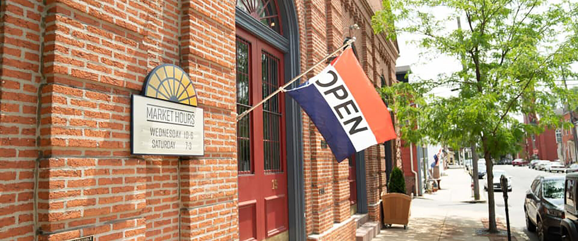 Market House Open